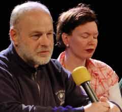 Piotr Bein i Jane Burgermeister